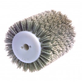 Brosse nylon abrasive gr100