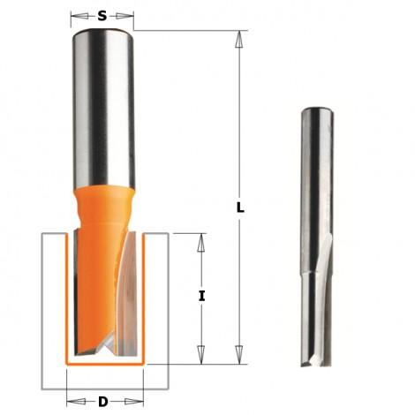 Fraise de coupe droite d28.5mm, l76mm   ref 81178511