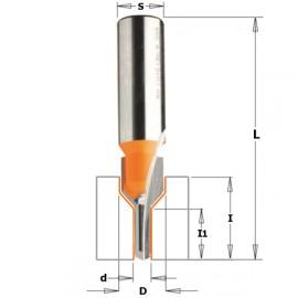 Fraise a rainurer pour vis d11.1 d4.36 i20.6 s12.7mm ref 81370111