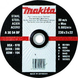 Disc tronc met 115x2.5 a30r 2g