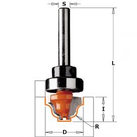 Fraise carbure profile c s6.35      d19  ref 86520111b**
