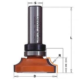 Meche pour moulure  s12.7   i14.5    r9.5mm   d38  réf86760311b***