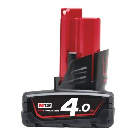Batterie M12 B4 Milwaukee 4.0Ah