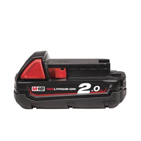 Batterie M18 B2 Milwaukee 2.0Ah