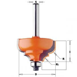 Fr. pour moulures decorative hm d28 r4 s12 ref 94578711  *s*