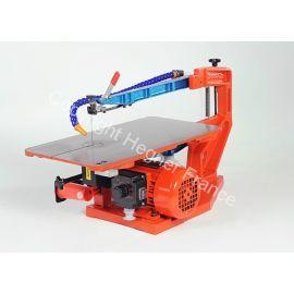 Scie à chantourner Multicut SE Hegner (2S avec variateur et table acier)