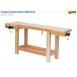 Etabli de Menuisier/Ebeniste - Qualité Professionelle / Fabrication Francaise - Etablis Francois