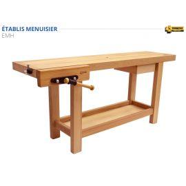 Etabli de Menuisier - Qualité Professionelle / Fabrication Francaise - Etablis Francois
