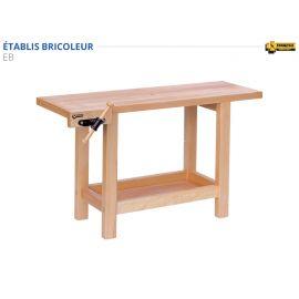 Etabli de Bricoleur - Qualité Professionelle / Fabrication Francaise - Etablis Francois