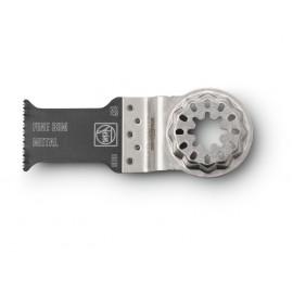 Lot de 10 Lame de scie fine E-Cut - Largeur : 30,00 mm Longueur : 50,00 mm