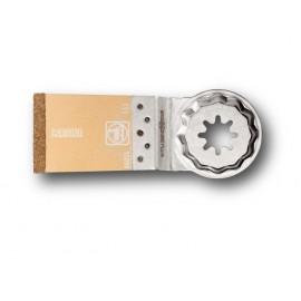 Lot de 1 Lame de scie E-Cut à concrétion carbure - Largeur : 35,00 mm Longueur : 50,00 mm