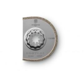 Lot de 5 Lame de scie diamantée - Ø : 75,00 mm
