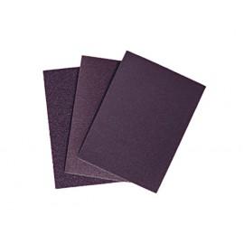 Lot de 25 Papiers abrasifs pour set de ponçage de profils - Grain : 180