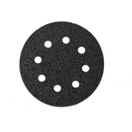 Lot de 16 Feuilles abrasives - Grain : 80 Ø : 115,00 mm