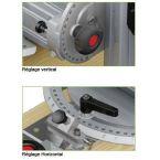 Set - Dispositif pour coupe en bout SF400 (sans tronçonneuse) Lignatool