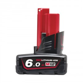 M12 B6 - 12V 6,0Ah Red Lithium - système M12