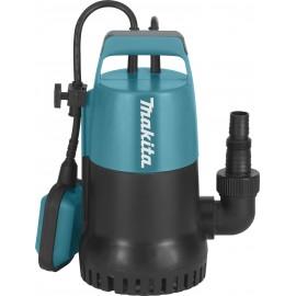 Pompe vide-cave à eau claire 300 W  Makita ref PF0300