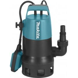 Pompe vide-cave à eau chargée 400 W  Makita ref PF0410