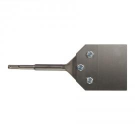 BURIN SCRAPER SDS+ 250x100MM (x1)