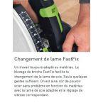 [Pack Expert] Scie plongeante TS 55 REBQ-Plus-FS + 2FSZ120 + Coffret lames pro + 2FSV + Rail 1400mm supplémentaire
