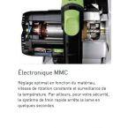 [Pack Pro] Scie plongeante TS 55 REBQ-Plus-FS + 2FSZ120 + Coffret lames pro