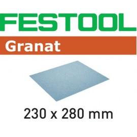 Abrasif 230x280 P100 GR/50