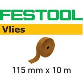 Abrasifs en rouleau 115x10m UF 1000 VL