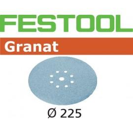 Abrasifs STF D225/8 P180 GR/25