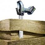 Scie sans fil pour matériaux isolants ISC 240 Li 3,1 EBI-Compact