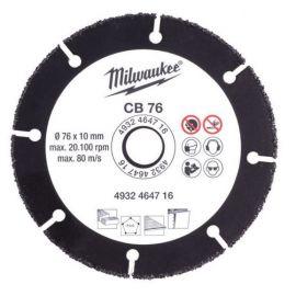 disque carbure 76 mm - 1 pc