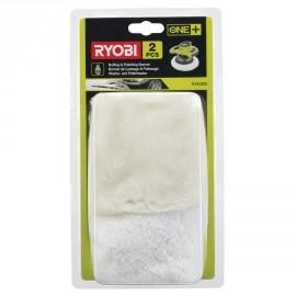 RAK2BB - Bonnets polissage & lustrage pour polisseuse ONE+ R18B-0