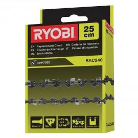 RAC240 - chaîne 25 cm (40 maillons) pour RPP755E / RP750450
