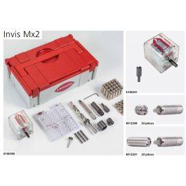 Invis mx pièce de liaison en inox,20 p. masculin