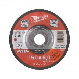 D ISQUE A MEULER  150x7 mm Pro+ -1pc