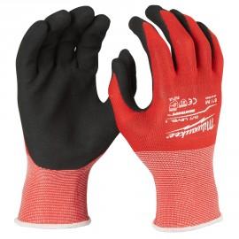 gants  anti coupe Niveau 1 M/8 - 1 pc