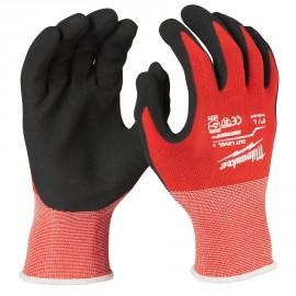 gants  anti coupe Niveau 1 L/9 - 1 pc