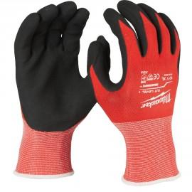 gants  anti coupe Niveau 1 XL/10 - 1 pc