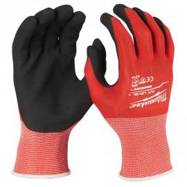 gants  anti coupe Niveau 1 XXL/10 - 1 pc
