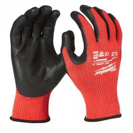 gants  anti coupe Niveau 3 L/9 - 1 pc