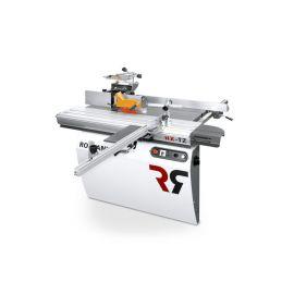 Combinée toupie/scie HXTZ ROBLAND - Fabrication Belge