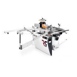 Combiné ROBLAND HX310 Pro 5 opérations - Fabrication Belge